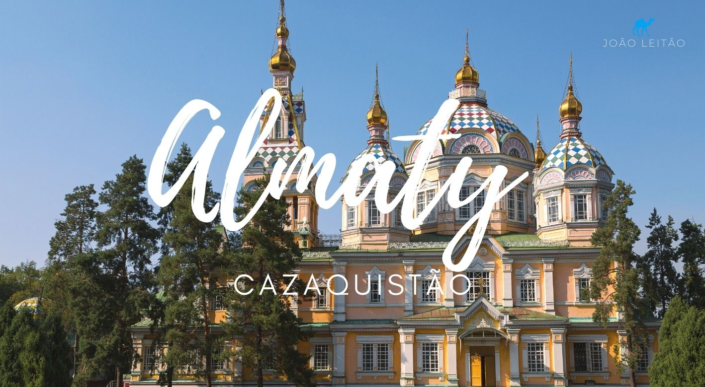 O que fazer em Almaty Cazaquistão