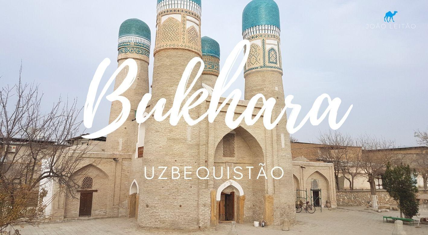 O que fazer em Bukhara Uzbequistão