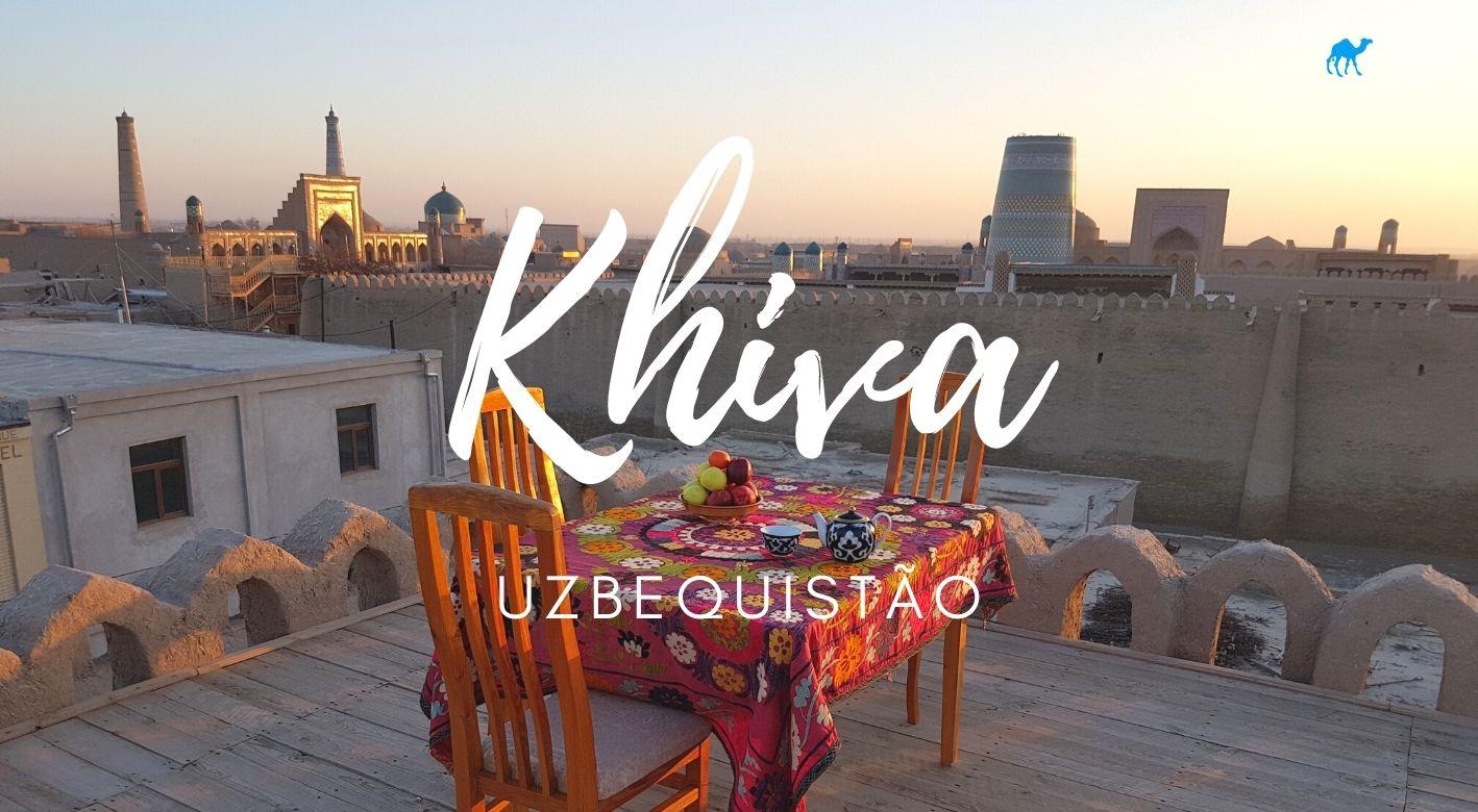 O que fazer em Khiva Uzbequistão