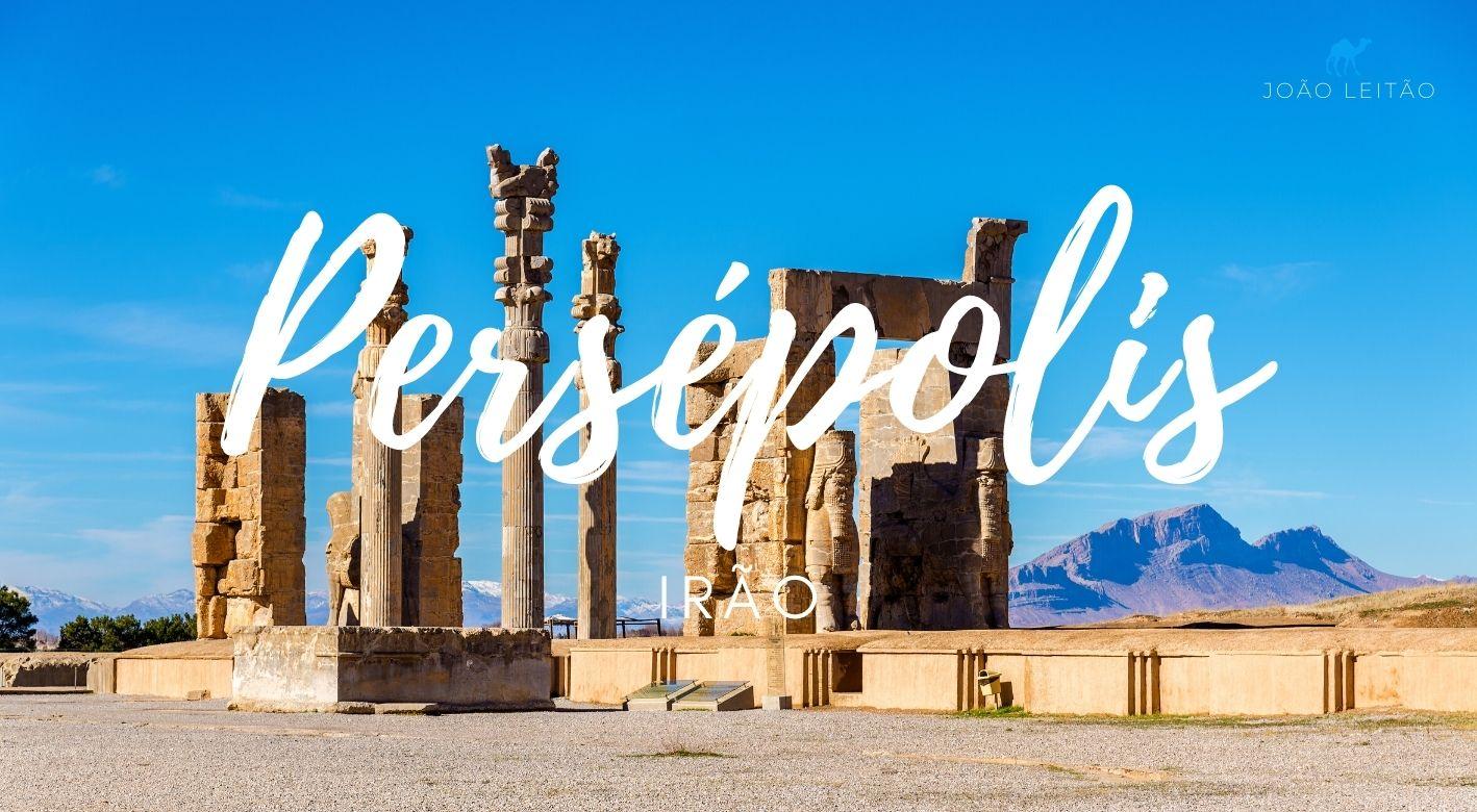O que fazer em Persépolis Irão
