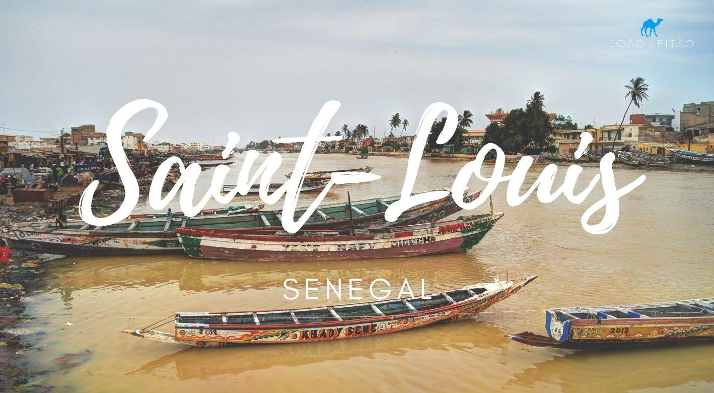 O que fazer em Saint-Louis Senegal