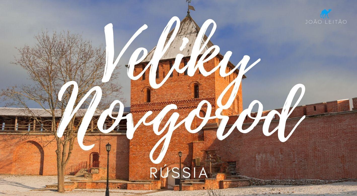 O que fazer em Veliky Novgorod Rússia