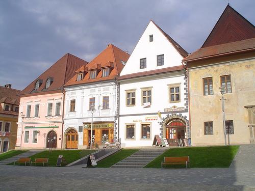 Bardejov, UNESCO Eslováquia