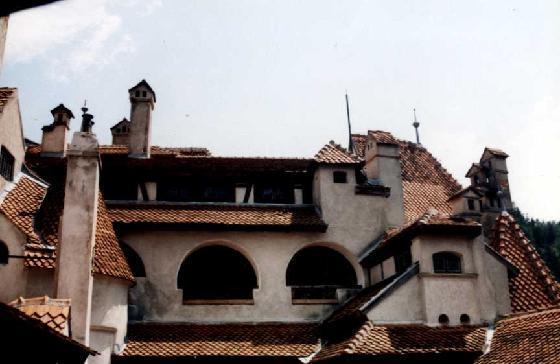 Castelo do Drácula na Transilvânia, Roménia