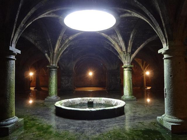 Cisterna Portuguesa em El Jadida