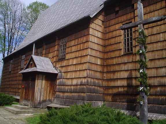 Igreja de Golcowe, UNESCO, Polónia