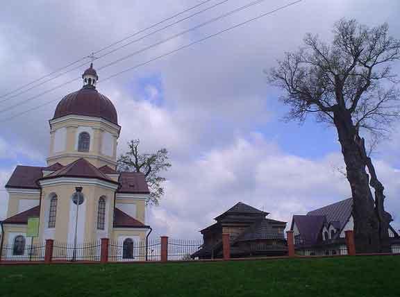Igreja Uniat, UNESCO, Polónia
