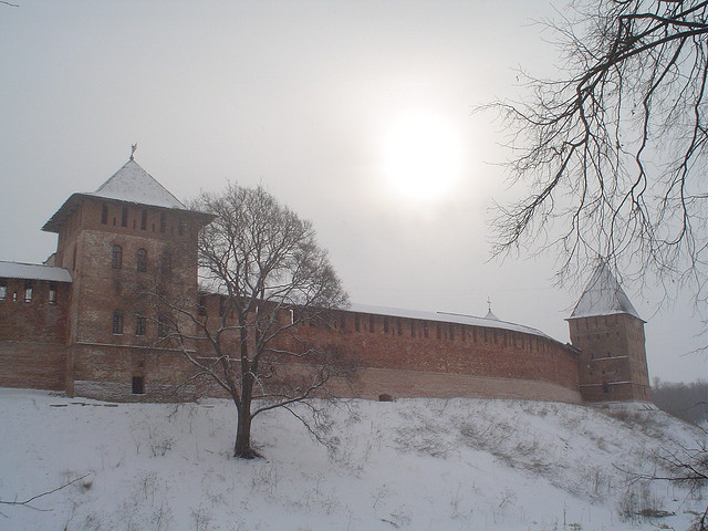 Velikiy Novgorod, UNESCO, Rússia