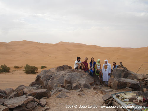 Viagem 4x4 Marrocos