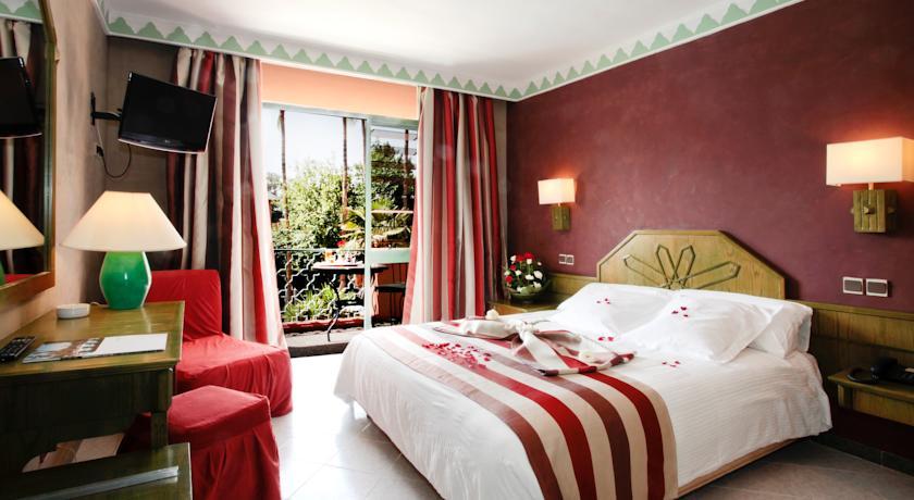 Chems Hotel em Marrakech