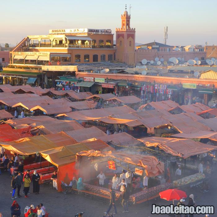 O que fazer em Marraquexe Marrocos 1