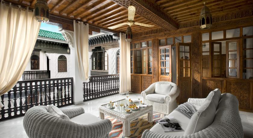 Hotel La Sultana em Marraquexe