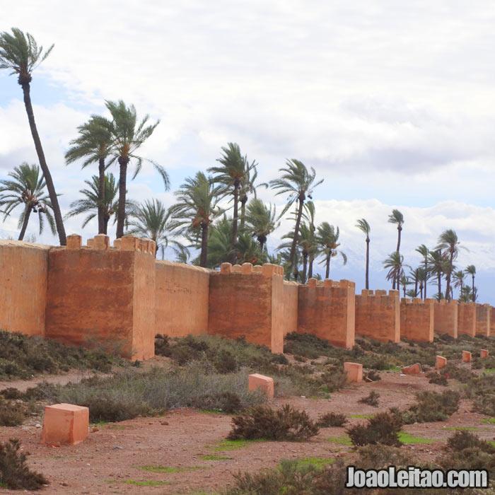 Muralhas de Marrakech