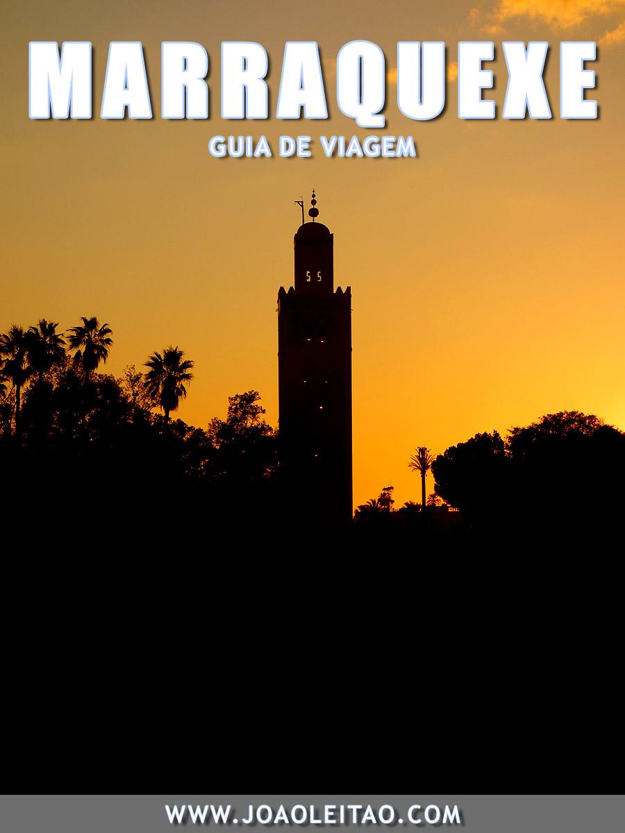 Visitar Marrakech