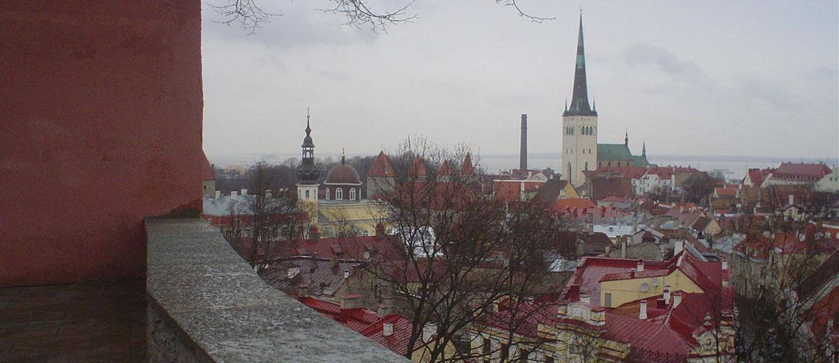 Fotografias de Tallinn, Estónia
