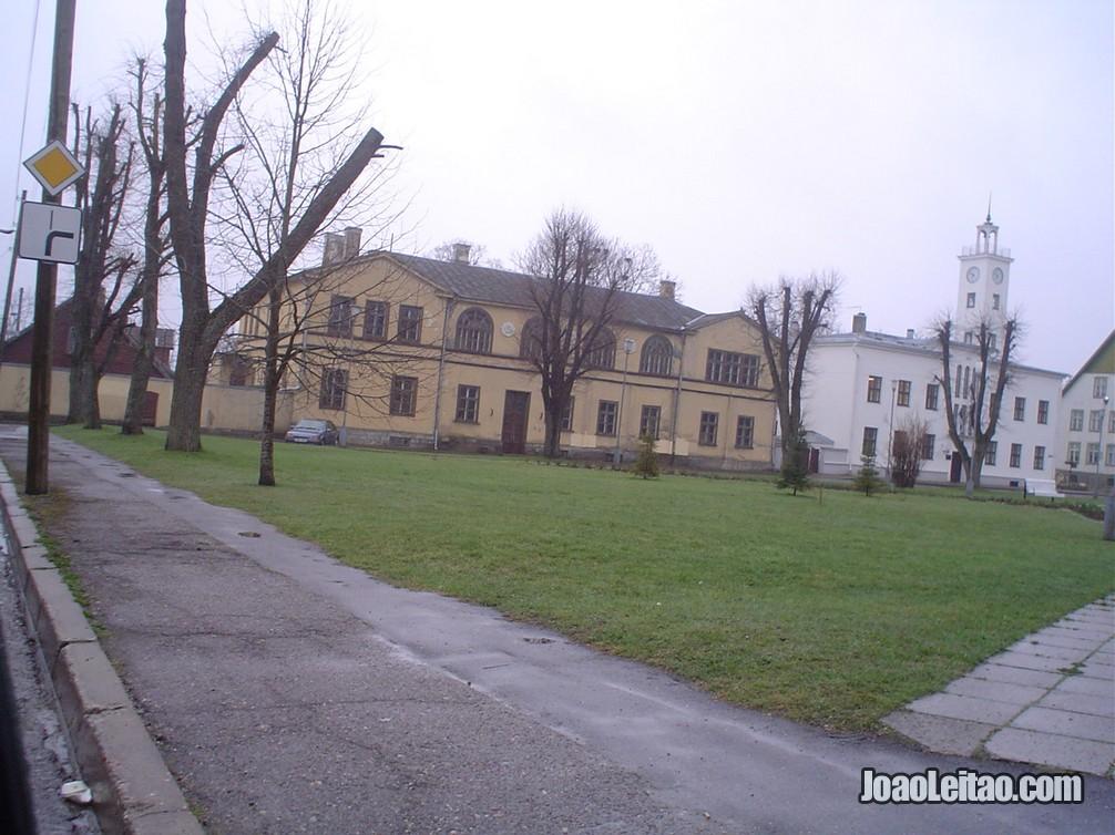 Fotografia de Viljandi na Estónia