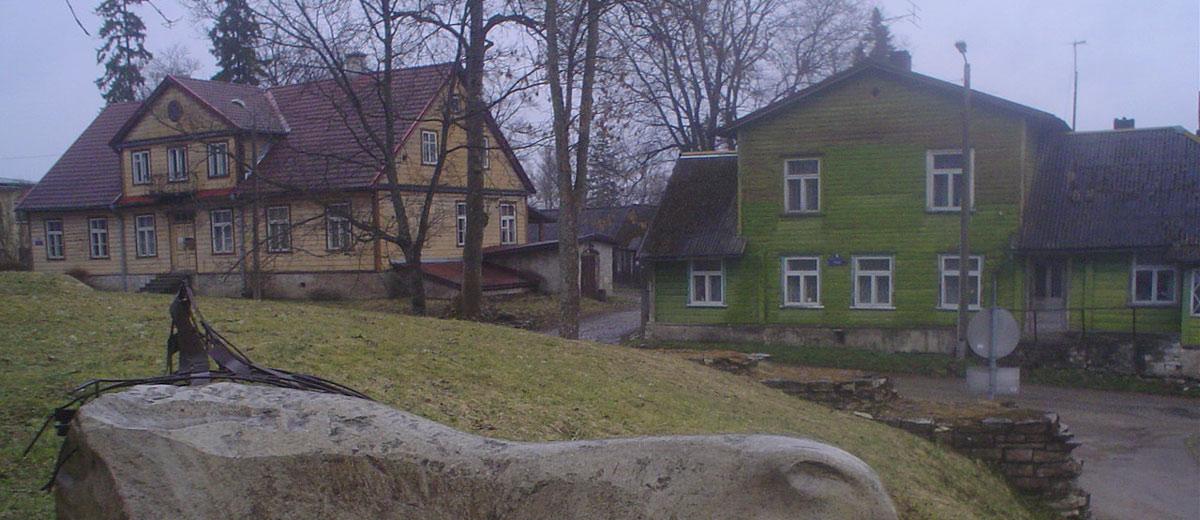 Fotografias Viljandi Estonia