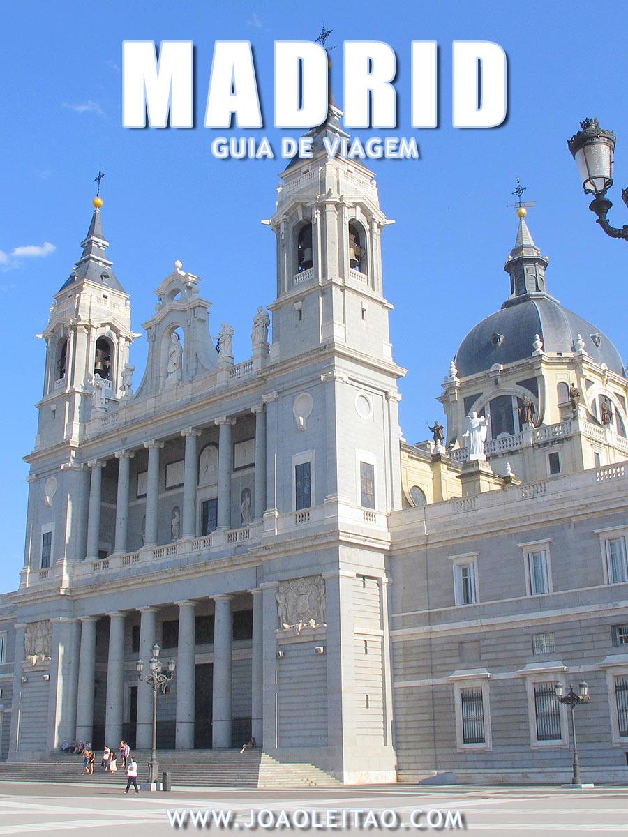 Visitar Madrid, Guia de Viagem - Dicas, Roteiros, Mapas, Fotos