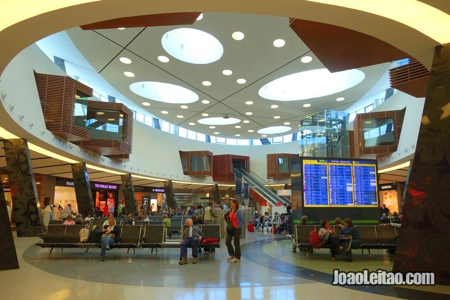 Medidas de Segurança nos Aeroportos