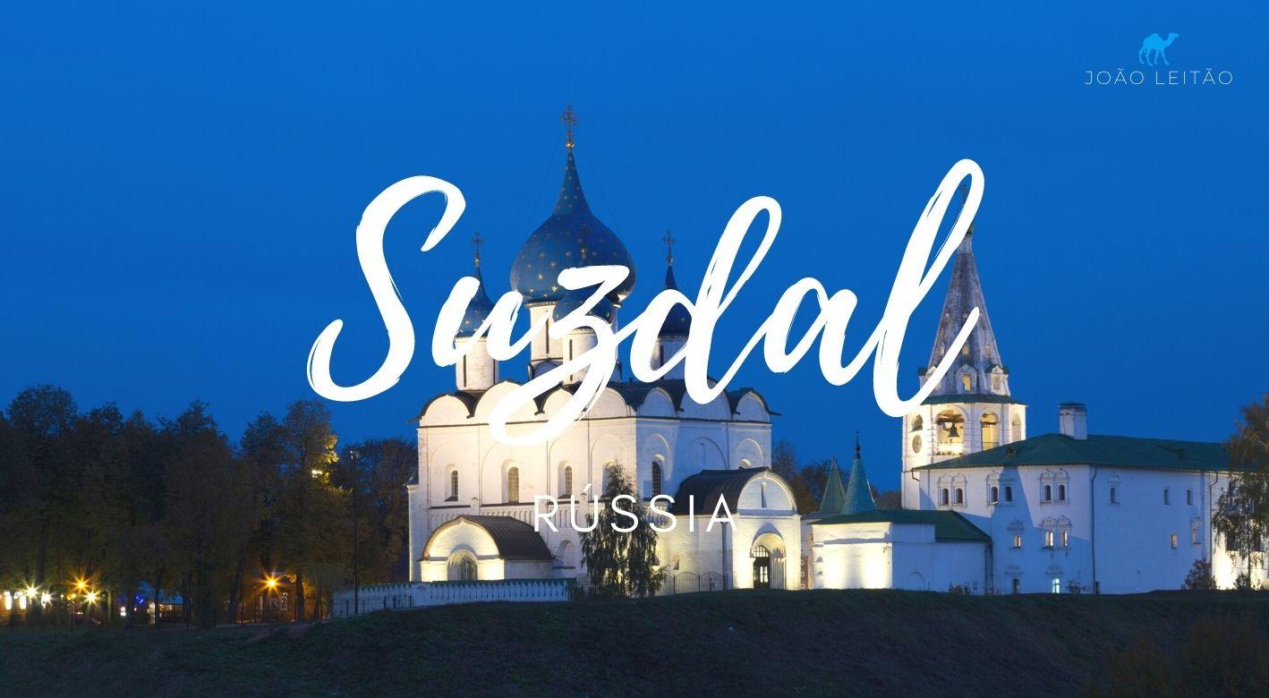 O que fazer em Suzdal