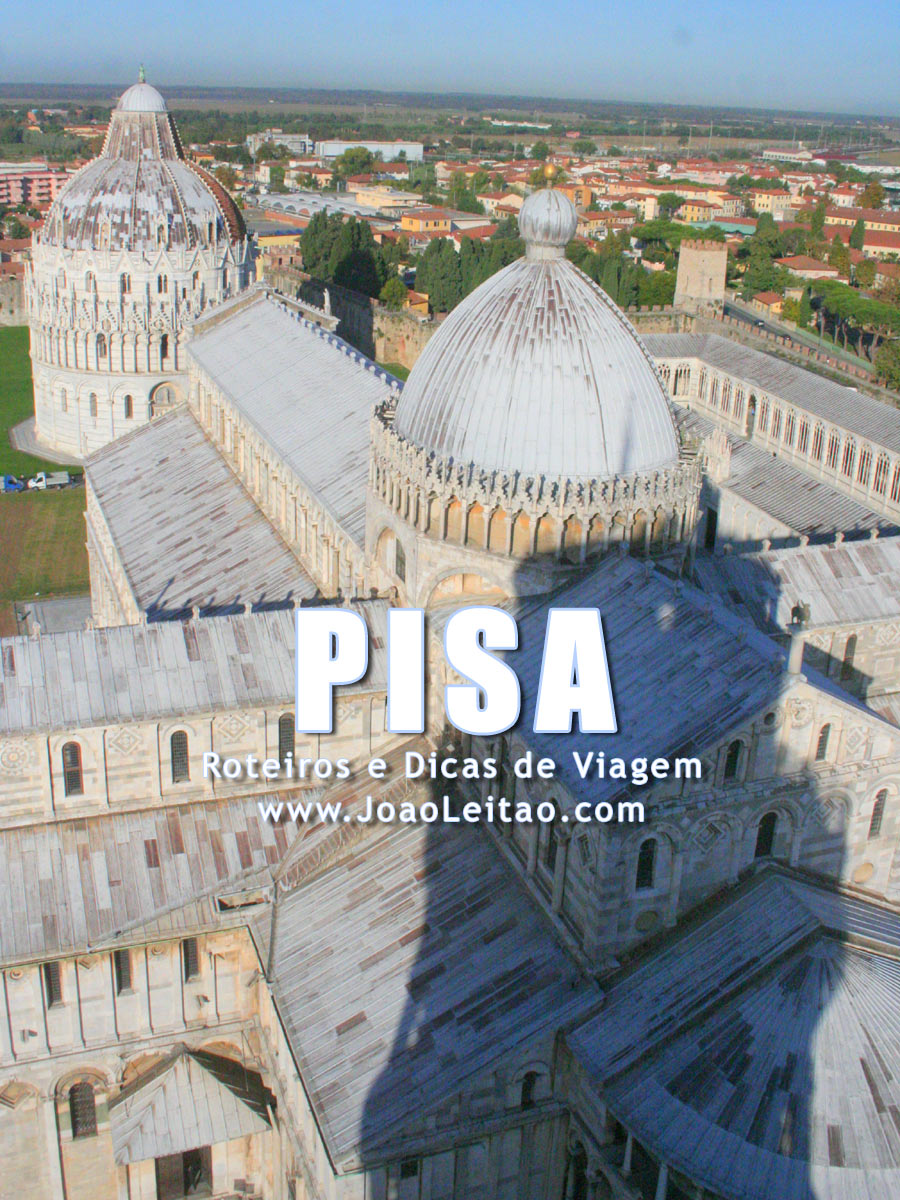 Visitar Pisa