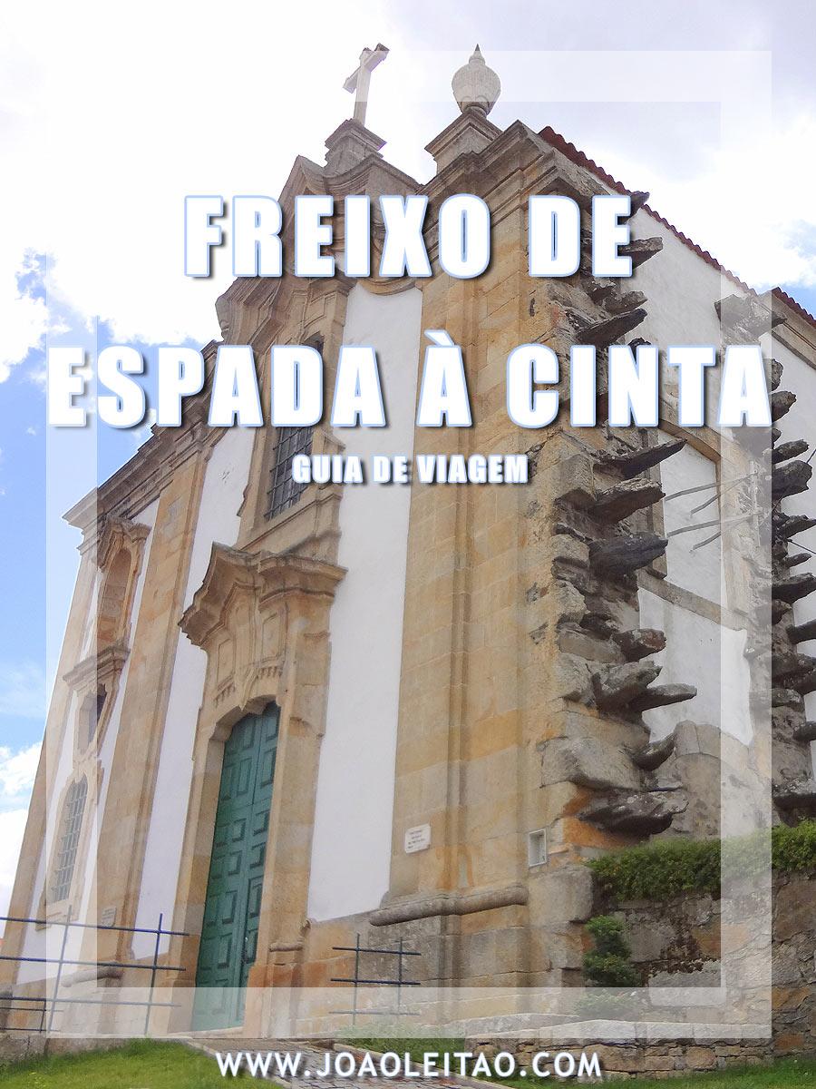 VISITAR FREIXO DE ESPADA À CINTA