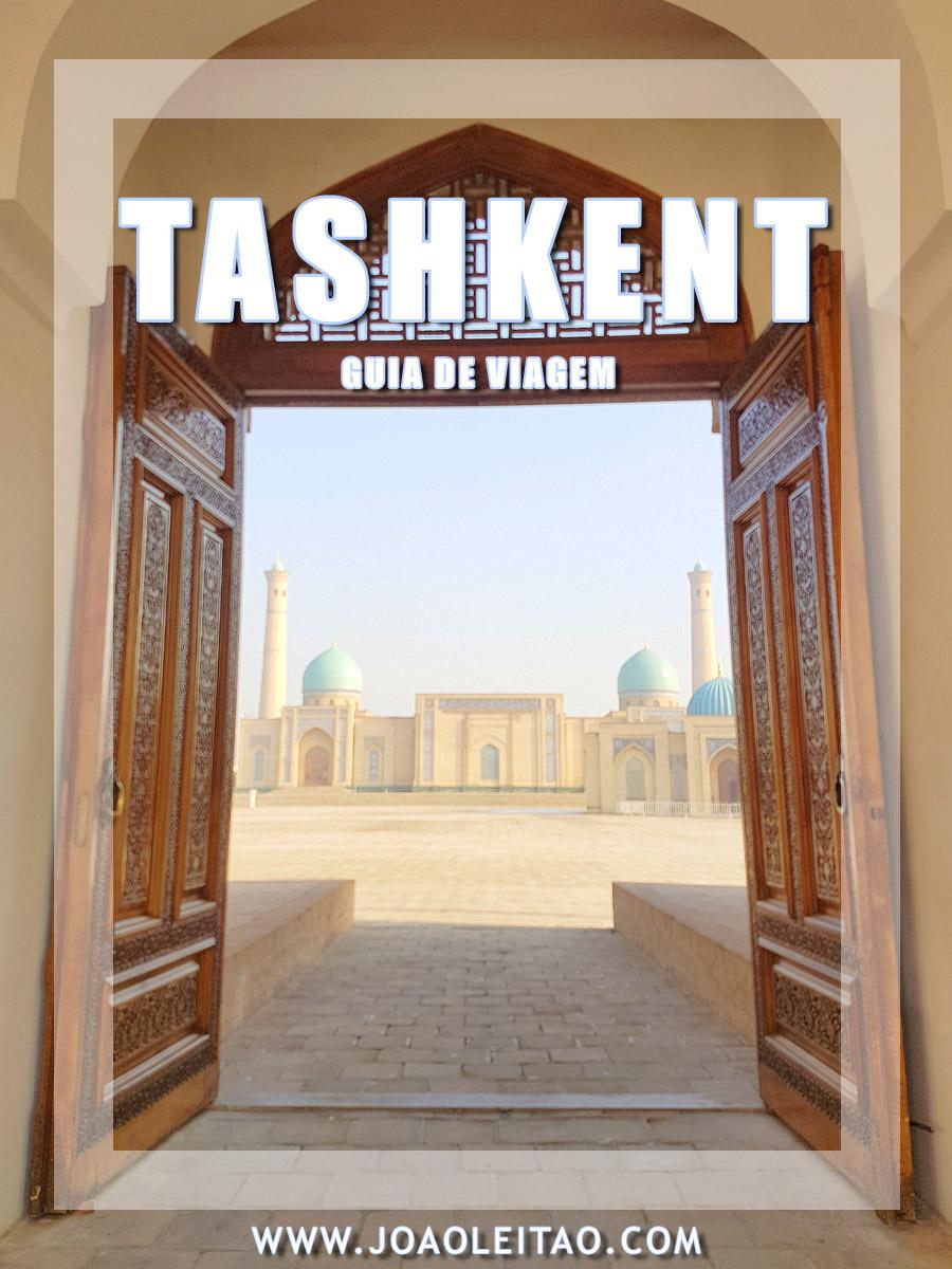 VISITAR TASHKENT