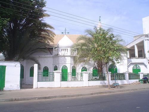 Banjul na Gâmbia