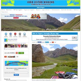 Como fazer um site de Viagens / Fotografia