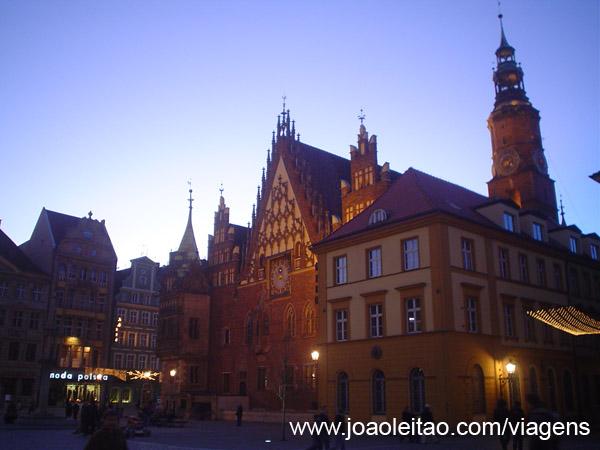Fotografias de Wroclaw, Polónia