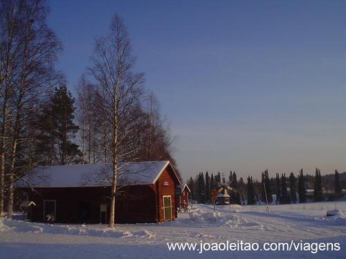 Kihnio, Aldeia Etnográfica Finlândia