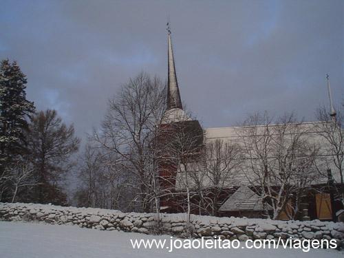 Kristiinankaupunki, Finlândia