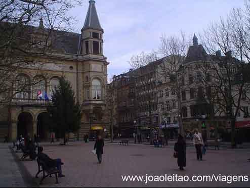 Luxemburgo, Luxemburg