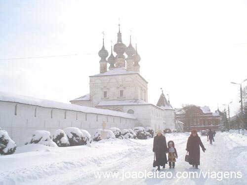 Yuryev-Polskiy, Rússia