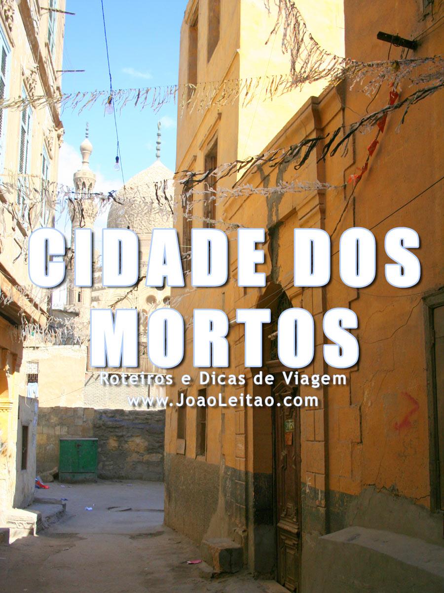 Visitar Cidade dos Mortos, Guia de Viagem - Dicas, Roteiros, Mapas, Fotos