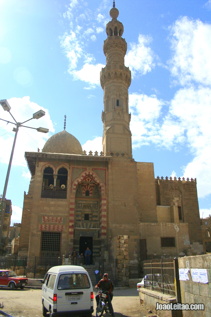Cidade dos Mortos no Cairo