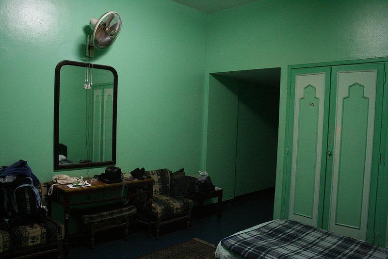 Hotel al Hussein no Cairo, Egito