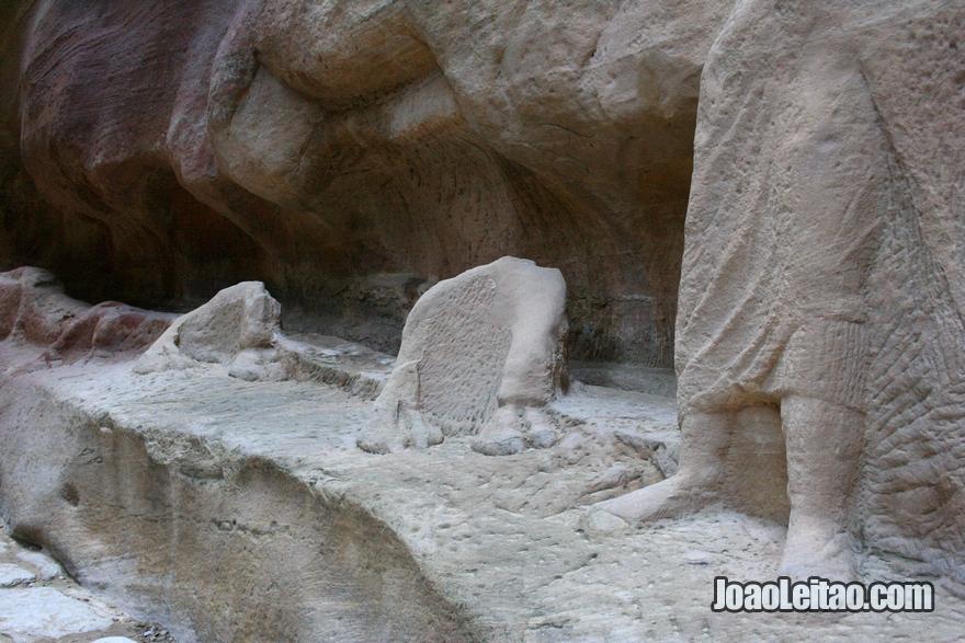 Fotografia de Petra, Jordânia