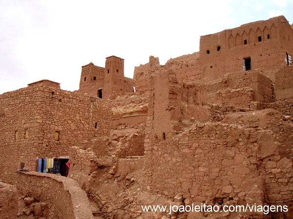 Kasbah Ait Benhaddou, UNESCO Marrocos