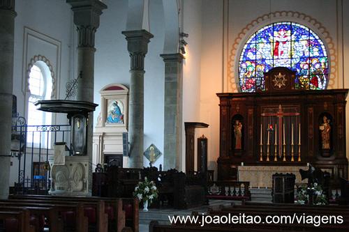 Catedral Anglicana da Sagrada Trindade em Gibraltar,