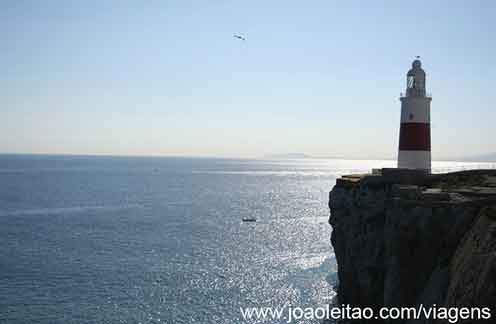 Farol Europa Point, Gibraltar