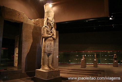 Museu Nubio em Aswan, Egipto