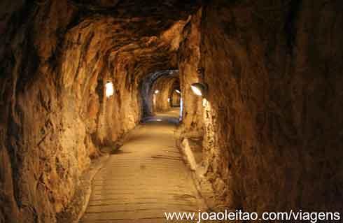 Túneis do Grande Cerco de Gibraltar