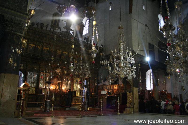 Igreja da Natividade em Belem