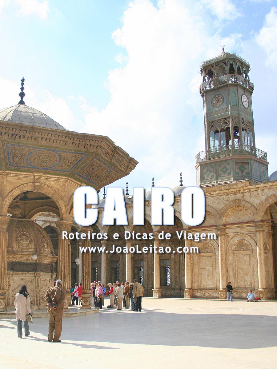 Visitar Cairo, Guia de Viagem – Dicas, Roteiros, Mapas, Fotos