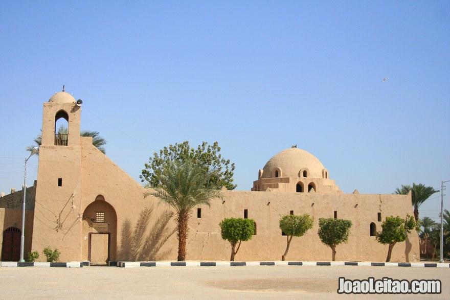 Mesquita em Luxor