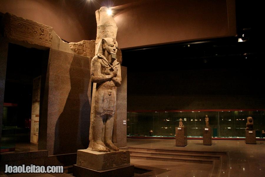 Museu da Nubia em Assuao