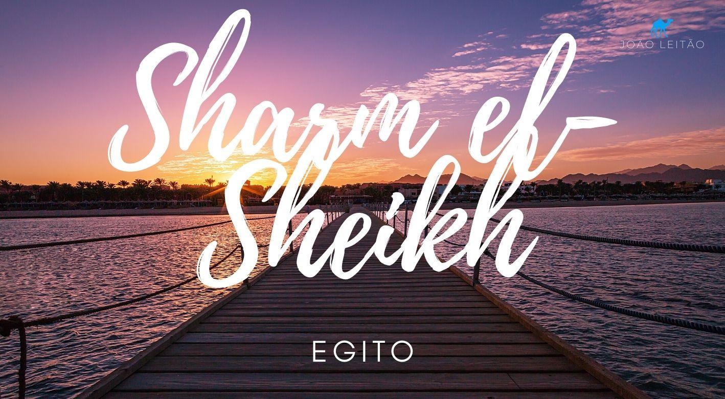 O que fazer em Sharm el-Sheikh