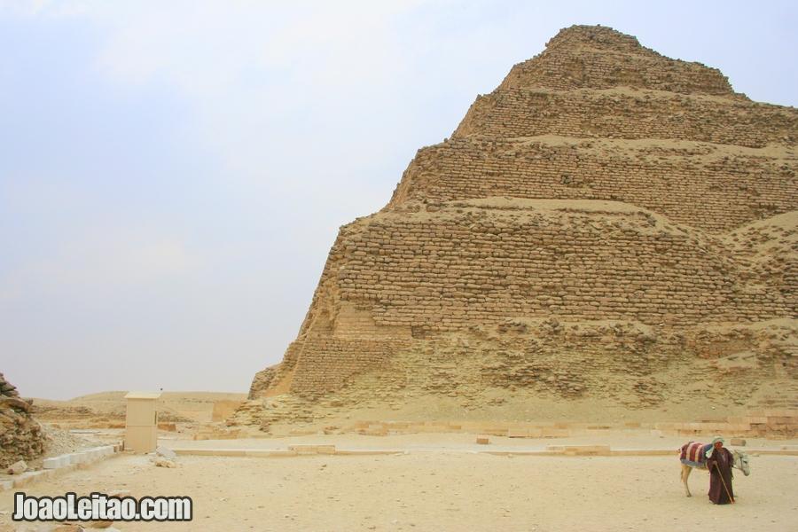 Pirâmide de Djoser