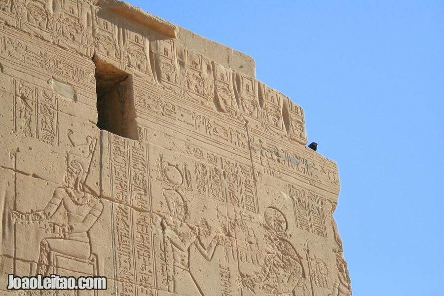 O Templo de Ísis